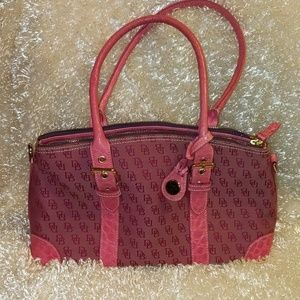 Fabulous Dooney & Bourke pink bag